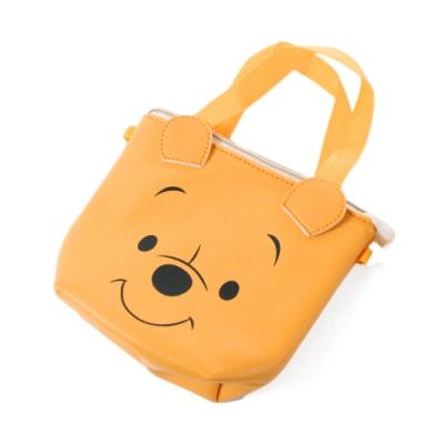 迪士尼小熊維尼側背-手提兩用小包 f0343 魔法Baby