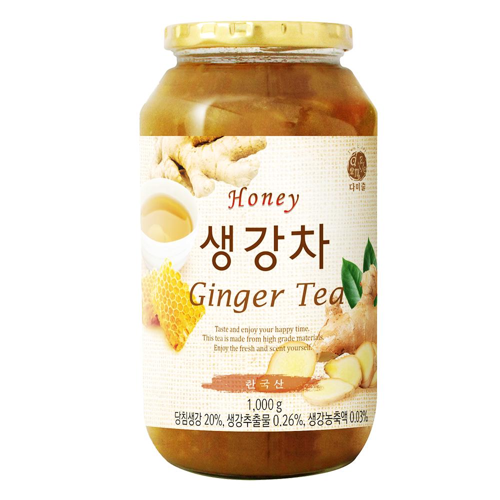 DAMIZLE多美樂 蜂蜜生薑茶(1000g)