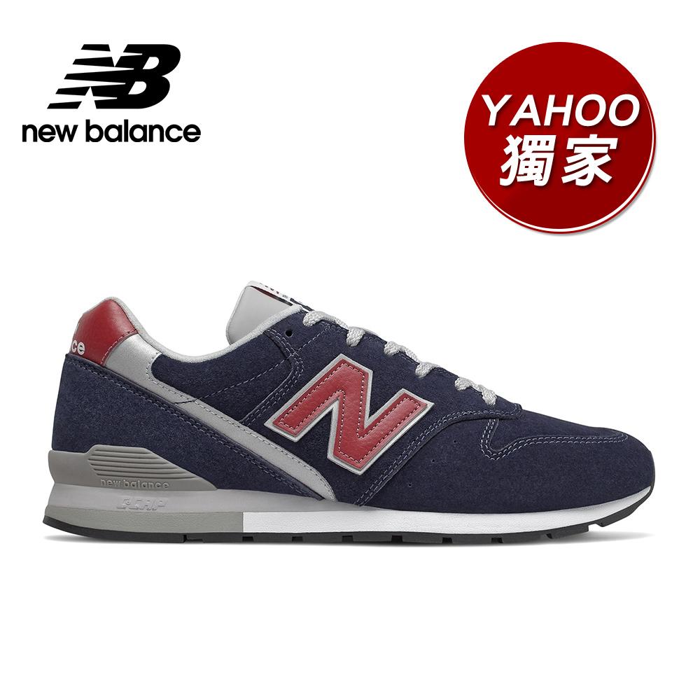 【YAHOO獨家】New Balance 復古鞋_中性_丈青_CM996PSN-D楦