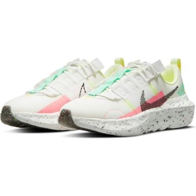 NIKE 運動鞋 休閒鞋  女鞋 白CW2386101 W CRATER IMPACT