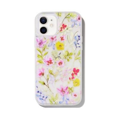 美國 Sonix iPhone 12 mini 草間花野抗菌軍規防摔手機保護殼