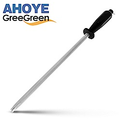 GREEGREEN 金鋼砂磨刀棒 20cm(快)