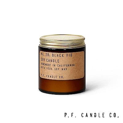 美國 P.F. Candles CO. No.28 無花果 手工香氛蠟燭 99g