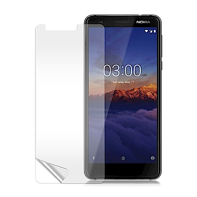VXTRA Nokia 3.1 高透光亮面耐磨保護貼