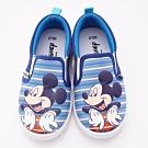 迪士尼童鞋 米奇繽紛休閒鞋款 ON18854藍(中小童段)