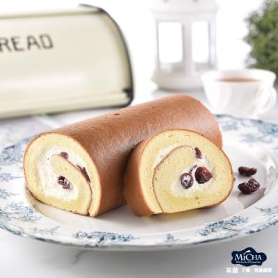 【米迦】 楓糖蔓越莓卷 (500g/入)(下午茶 蛋糕)