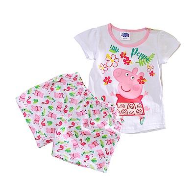 粉紅豬小妹純棉短袖套裝 k51191 魔法Baby