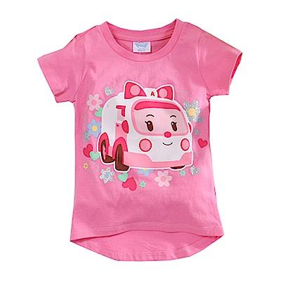 POLI安寶款純棉短袖T恤 k50696 魔法Baby
