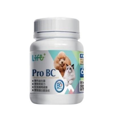 LIFE+《樂多菌 Pro BC》60g/罐