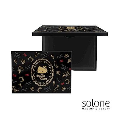 Solone Hello Kitty 彩妝倉庫收納盒(限定版24色眼影收納盒)