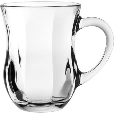 《Utopia》曲線玻璃馬克杯(300ml)