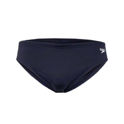 SPEEDO ENDURANCE 男三角泳褲-游泳 競技泳褲 SD8083547780 深藍白
