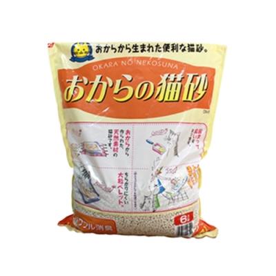 日本HITACHI日立-環保豆腐砂 6L (ON-6)