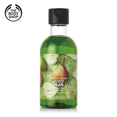 The Body Shop 西洋梨沐浴膠 250ML