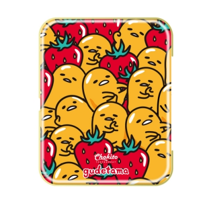 巧趣多三麗鷗草莓軟糖盒-插畫風 25g