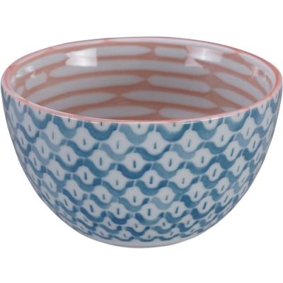《Tokyo Design》瓷製餐碗(含苞藍12.5cm)