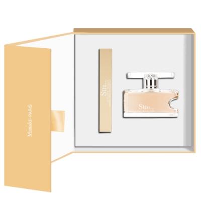Masaki 松島正樹氣息女性淡香精禮盒(節慶限定版)