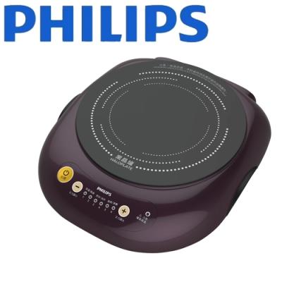 【PHILIPS飛利浦】 不挑鍋黑晶爐 HD4998