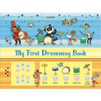 My First Drumming Book 我的第一本打鼓書
