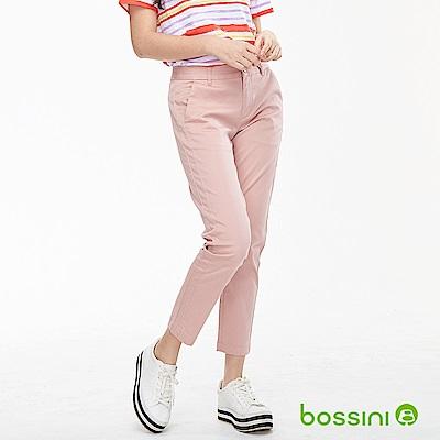 bossini女裝-彈性修身褲07粉