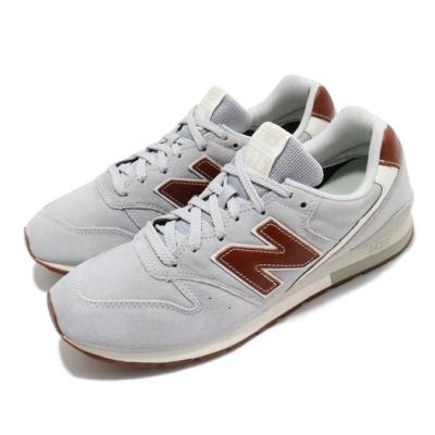New Balance 休閒鞋 CM996BB D 運動 男女鞋 紐巴倫 基本款 簡約 舒適 情侶穿搭 灰 棕 CM996BBD