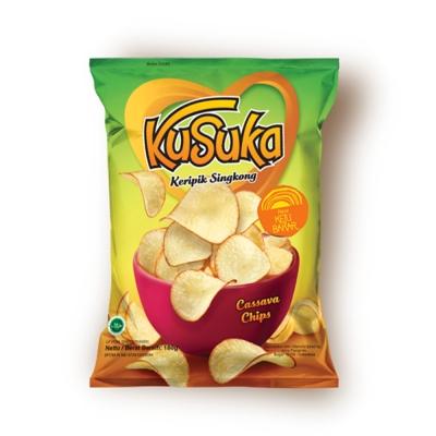 KUSUKA樹薯片-起司(60g)