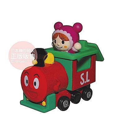 麵包超人-GOGO小汽車 SL人&嬰兒超人