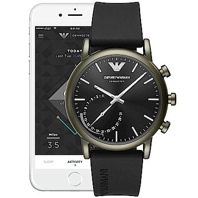 Emporio Armani亞曼尼 Connected智能腕錶(ART3016)43mm