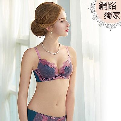 瑪登瑪朵 高單內衣  B-E罩杯(溫潤紫)