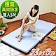 LooCa 高效防水5cm高磅透氣輕便式床墊-雙人 product thumbnail 1