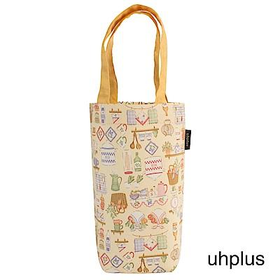 uhplus Love Life 隨行環保飲料袋(長版)- sunday小廚房