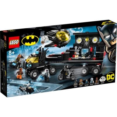 樂高LEGO 超級英雄系列 - LT76160 Mobile Bat Base