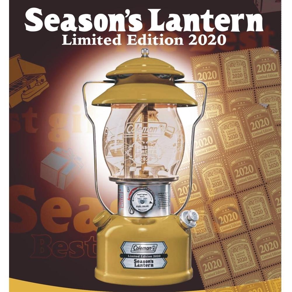 Coleman 35439 日本限量紀念款氣化燈_2020年 汽化燈/照明燈/美式復古燈/公司貨