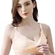 JoyNa【2件入】哺乳內衣孕婦內衣透氣交叉哺乳運動胸