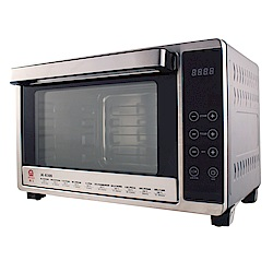 [熱銷推薦]晶工牌32L微電腦雙溫控不鏽鋼旋風烤箱 JK-8300