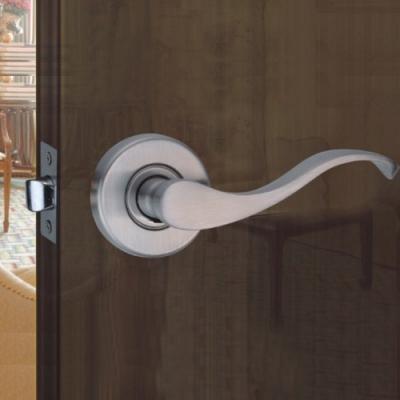 WACH 花旗 不銹鋼天鵝型 W318 下座 水平把手門鎖 水平鎖 不鏽鋼 房門鎖 板手鎖
