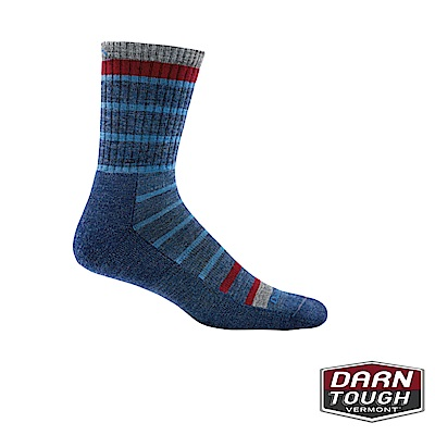【美國DARN TOUGH】孩童羊毛襪Via Ferrata健行襪(2入隨機)