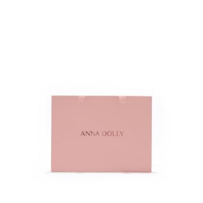 ANNA DOLLY 玫瑰燙金禮品提袋 #小