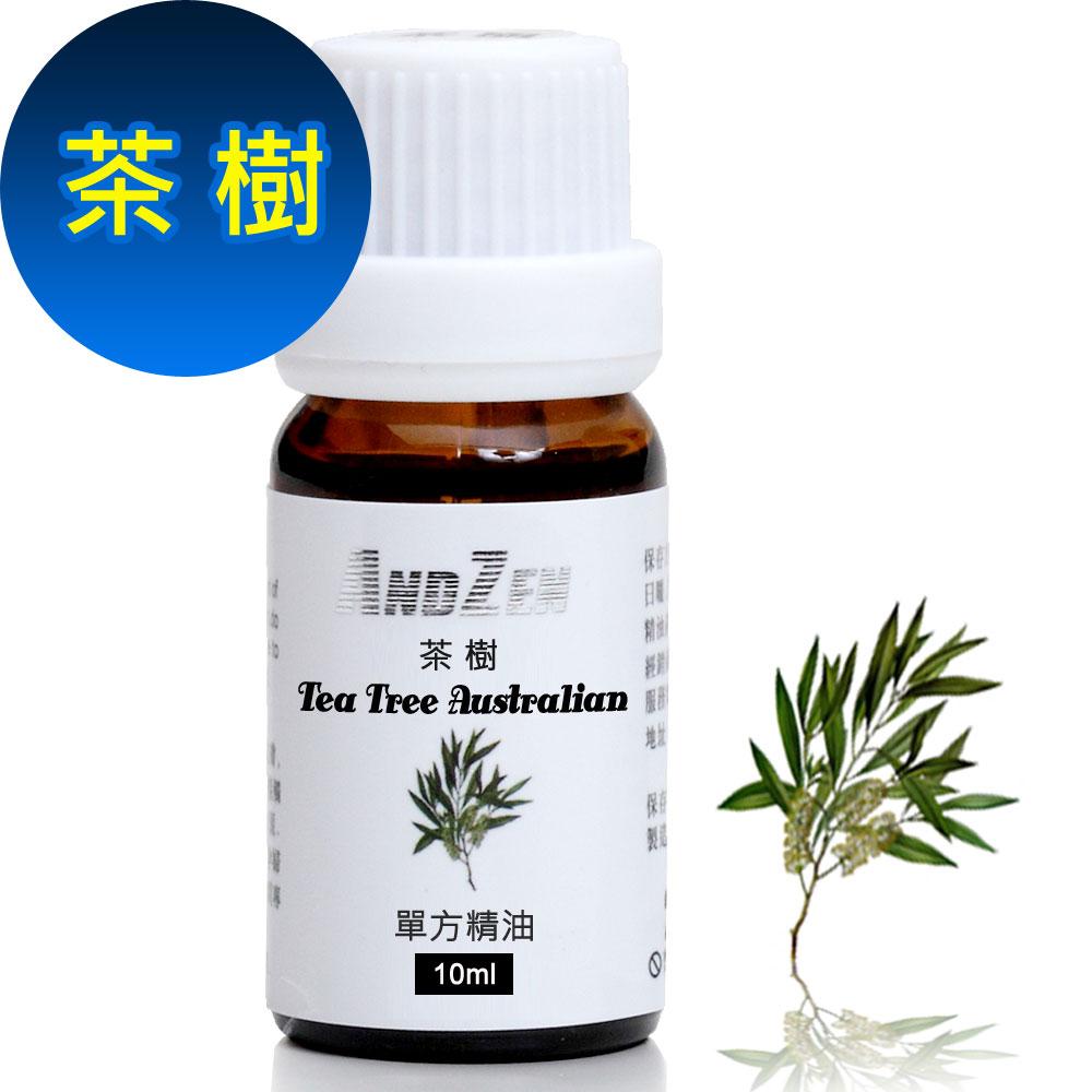 ANDZEN天然草本單方純精油10ml-茶樹