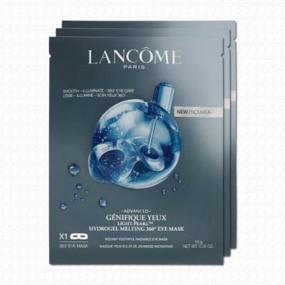 LANCOME蘭蔻 超進化肌因眼膜10g x3