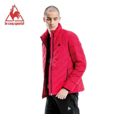 法國公雞牌鋪棉外套 LNI6158175-男-紅