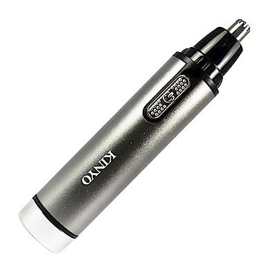 KINYO 電池式電動鼻毛刀(顏色隨機)