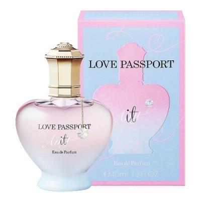 Love Passport it Airy 氧氣女孩淡香精 40ml