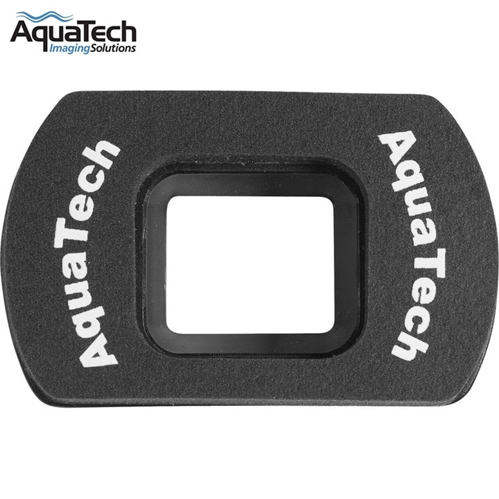 美國AquaTech泡棉Canon副廠眼罩CEP-7 #1359(適搭配相機雨衣)相容佳能Canon原廠EG眼罩適1D c x 5D 7D IV III II系列