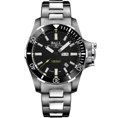 Ball 工程師碳氫系列 Submarine Warfare機械錶(DM2236A-SCJ-BK)