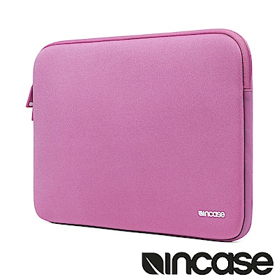 INCASE Neoprene Sleeve 15吋 經典尼龍保護筆電內袋 (粉紫)