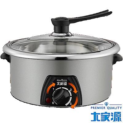 大家源304不鏽鋼料理鍋4L (TCY-3709)