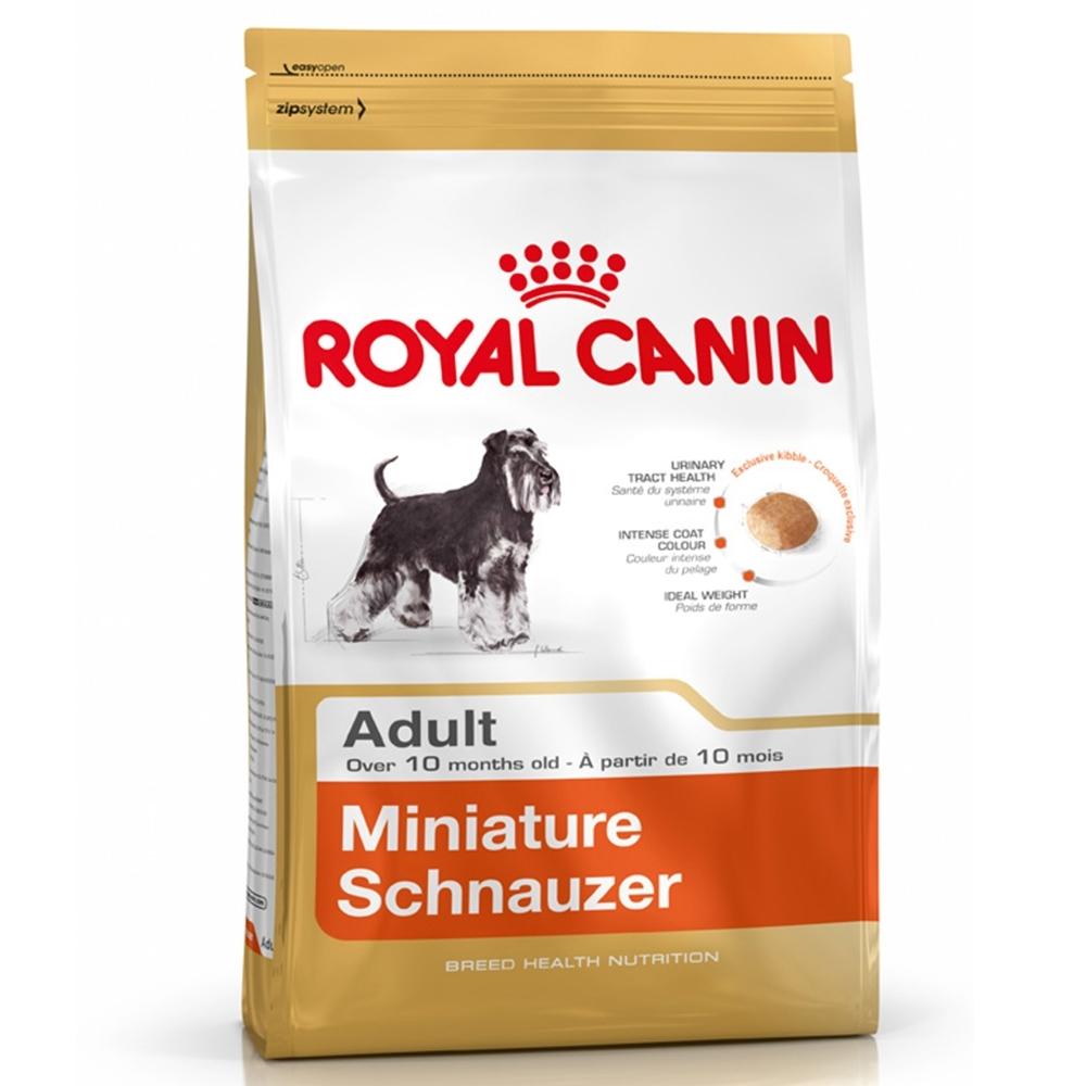 法國皇家》PRSC25雪納瑞犬飼料-7.5kg