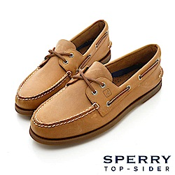 SPERRY 經典必備帆船鞋(男)-駝色