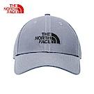 The North Face北面男女款灰色透氣運動帽|CF8CV3T